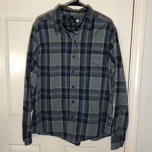 OP Button Up Casual Tee